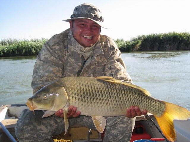 рыбака на сазана