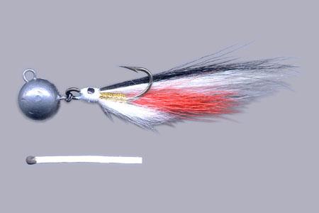 стример для рыбалки своими руками