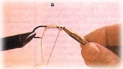 Вязание узлов