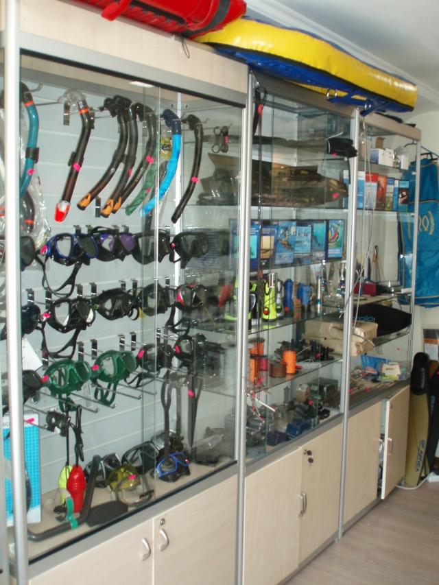 """Снаряжение для подводной охоты в магазине """"Техноспорт"""""""